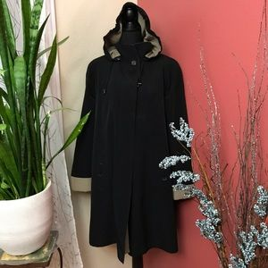 EUC-Gallery Lined Winter Trench/Parka Coat